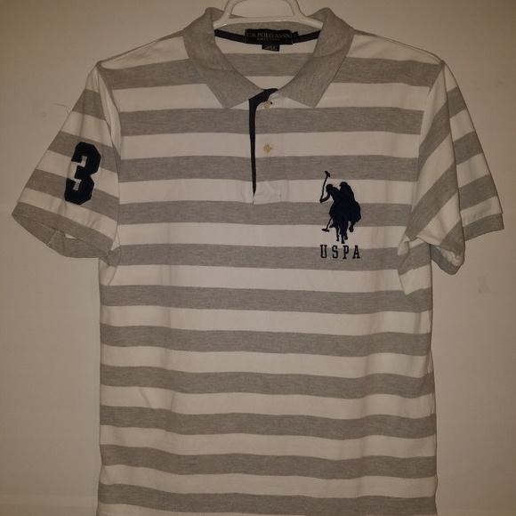 c37e4349 U.S. Polo Assn. Shirts | Us Polo Assn Polo Mens Large | Poshmark